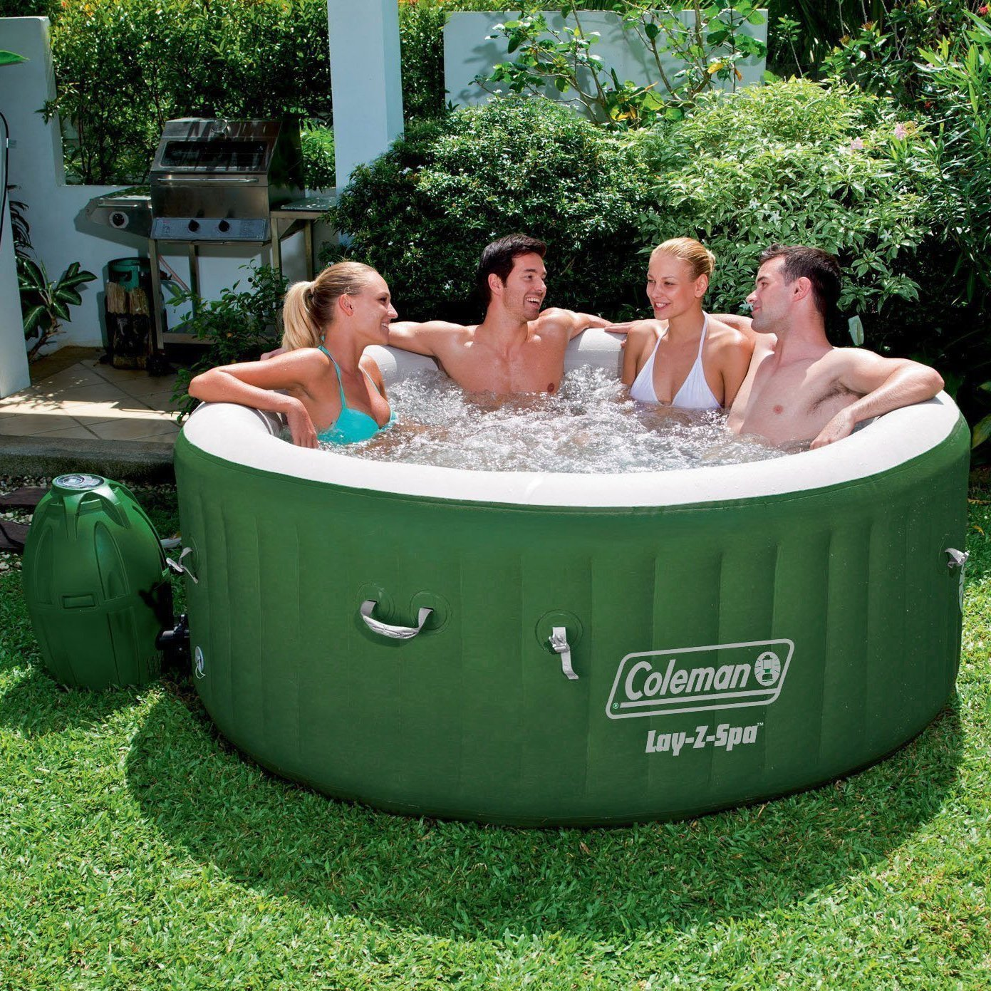 subwoofer with outdoors american system bluetooth spa lounger jet the b tubs tub person spas saunas hot depot n stereo home