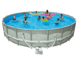 Intex Ultra Frame Pool Set