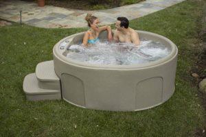 Lifesmart Rock Solid Luna Spa hot tub