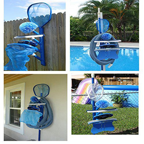 Swimming Pool Pelican Pool Caddy Equipment Maintenance Accessory Holder