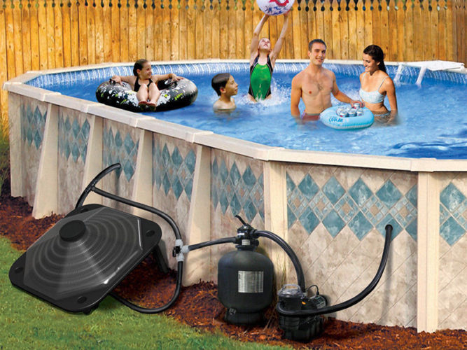 Top 4 Best Pool Heater Reviews Simply Fun Pools