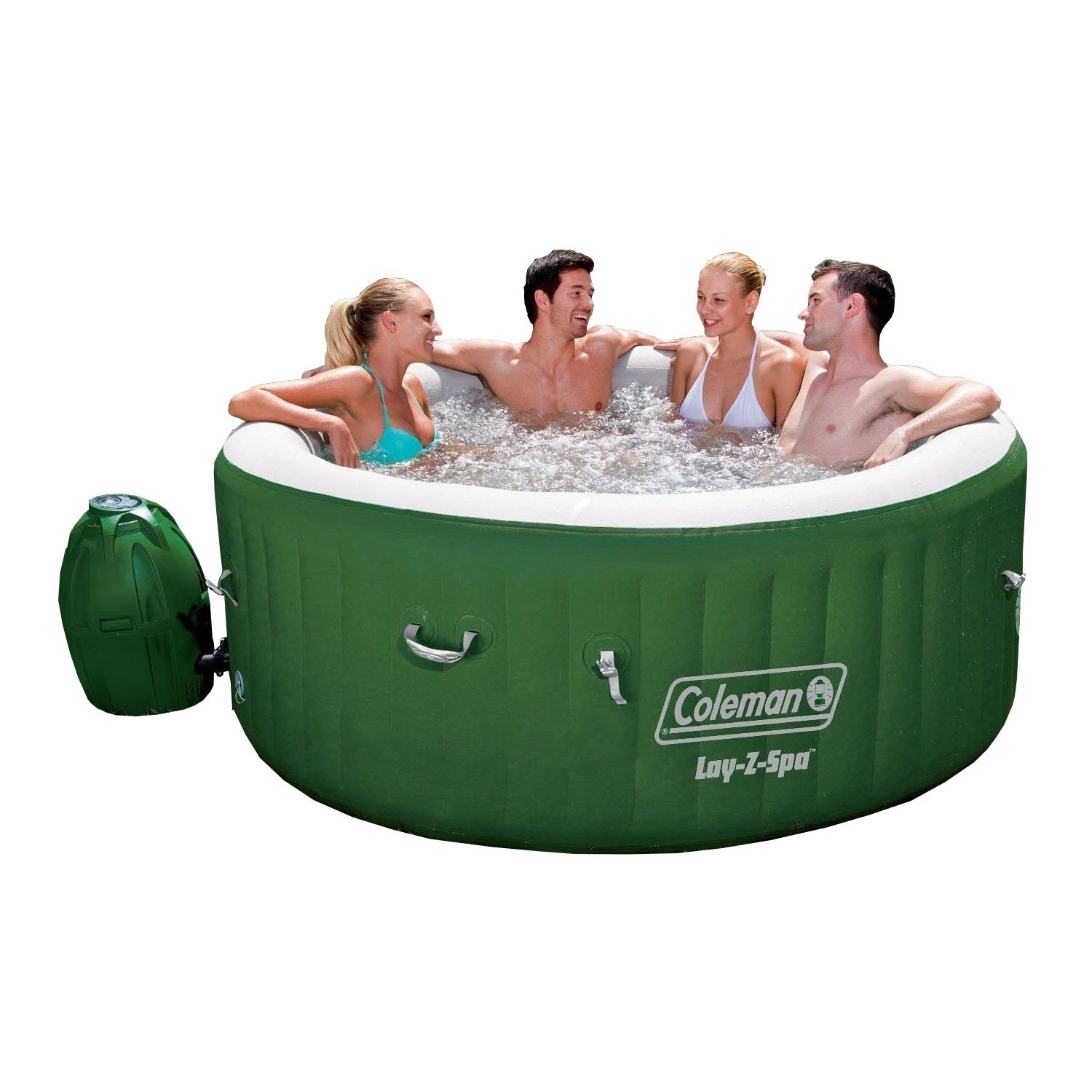 Coleman Lay Z Spa Inflatable Hot Tub