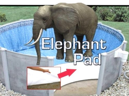 Elephant Guard Armor Shield Padding