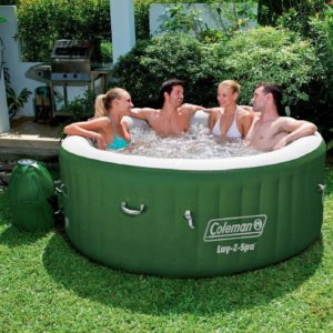 Inflatable Hot Tub image 2