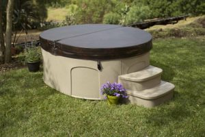 Lifesmart Rock Solid Luna Spa with Plug & Play Operation cover
