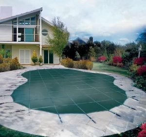 Rectangle Loop-Loc Winter Pool Cover