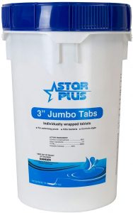 Star Plus Chlorinating Tablets