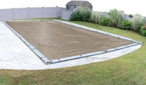 Pool Mate 573060R Sandstone Winter Pool Cover
