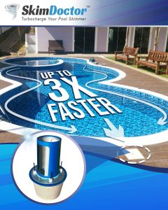 SkimDoctor 2.0 Pool-Skimmer (Automatic)