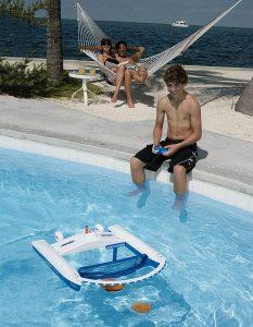 Dunnrite Hydro-Net Pool-Skimmer (Automatic)
