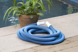 Poolmaster 33430 Heavy Duty In-Ground Pool Vacuum Hose with Swivel Cuff
