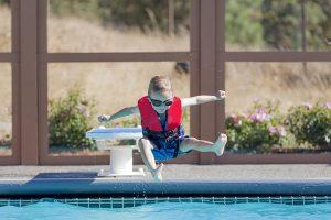 R Smith 66-209-578S2B Truetread Diving Board