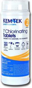 Kem-Tek Chlorinating Tablets – Best Value