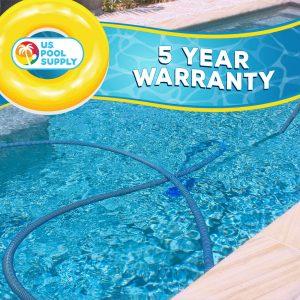 U.S. Pool Supply 1-1/2″ x 40 Foot Pool Vacuum Hose