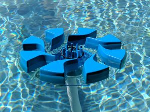 SkimmerMotion Automatic Pool Skimmer & Clarifier