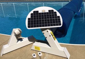 Automatic Solar Blanket Cover Reel