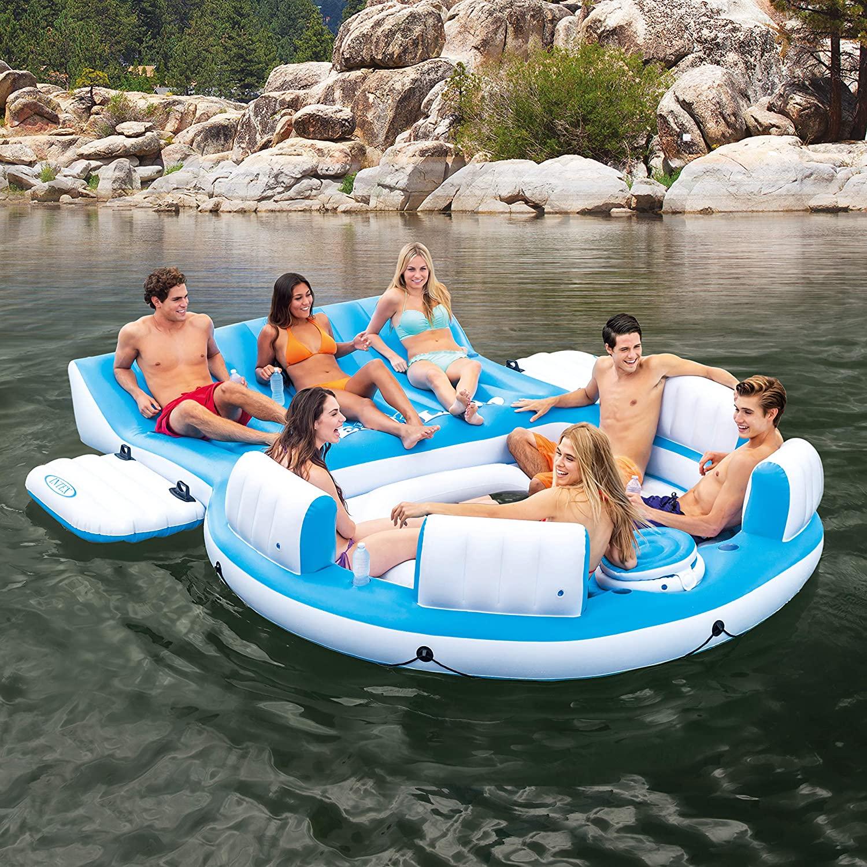 Inflatable Floating Island