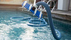 FibroPRO Professional Swimming Pool Hose with Swivel Cuff