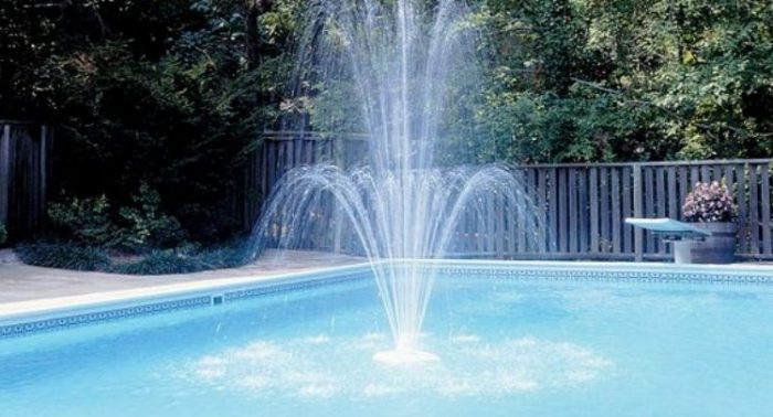 Top Swimming Pool Fountain Review For 2020-2021