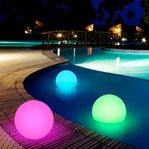 Best Floating Pool Lights & Underwater Pool Lights Review Guide For 2020-2021