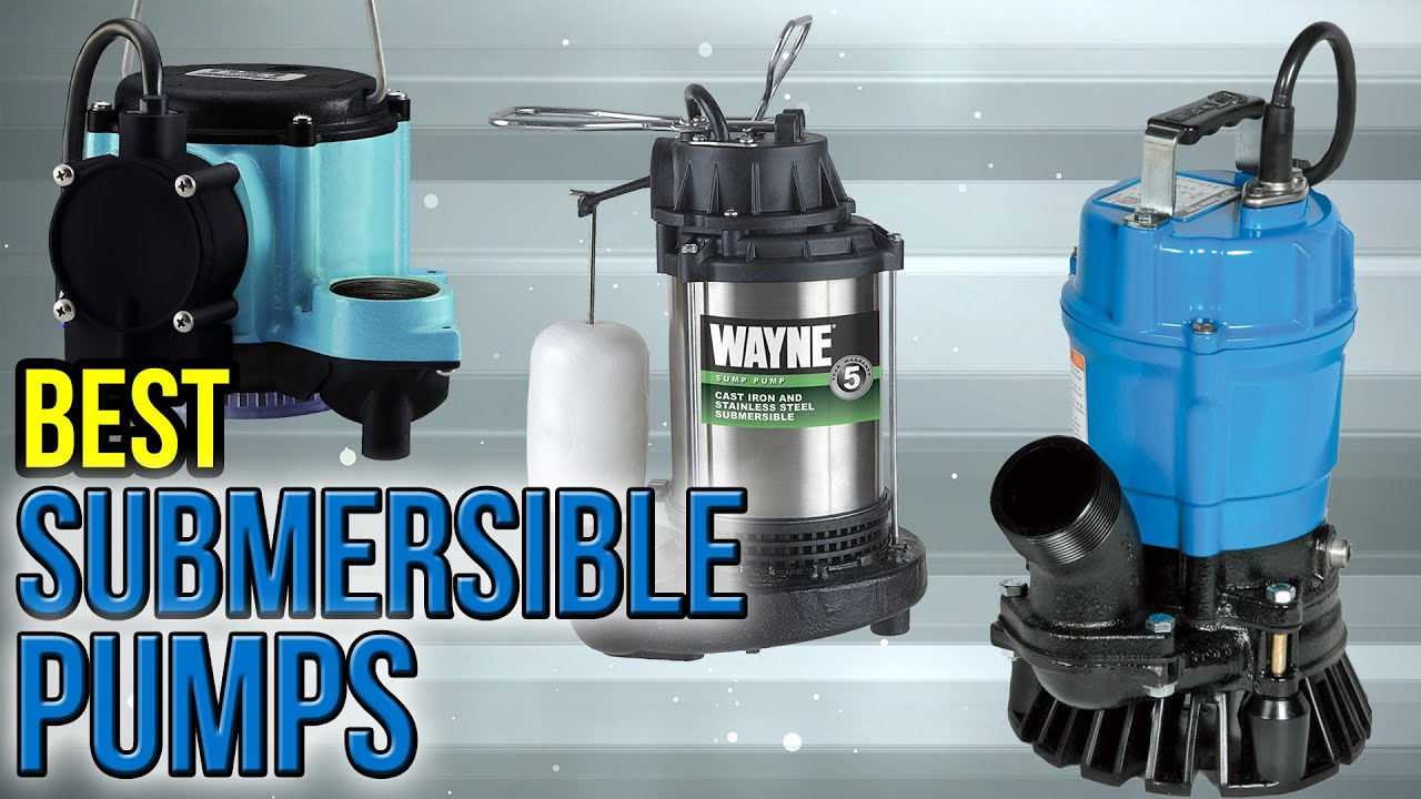 Best Submersible Pump Review Guide For 2020-2021