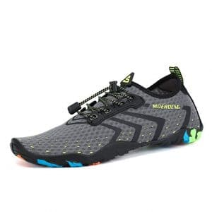 MOERDENG Quick Dry Men and Women Water Shoes