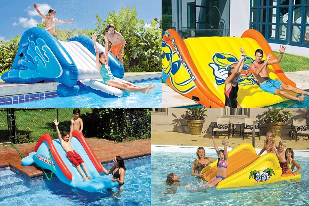 Best Pool Slide For Your Above Ground Pool Review Guide For 2020-2021