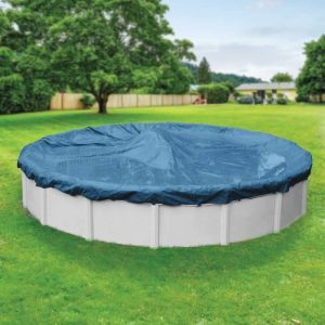 Robelle 3524-4 Winter Round Above-Ground Pool Cover
