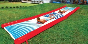 Best Backyard Water Slide Review Guide For 2021-2022