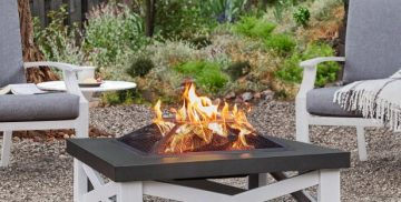 Best Propane Fire Pits Review Guide For 2021-2022