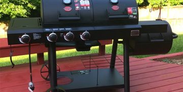Best Gas Charcoal Combo Grills Review Guide For 2021-2022