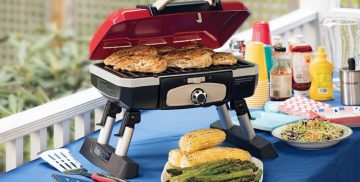 Best Small Grills For Small Spaces Review Guide For 2021-2022