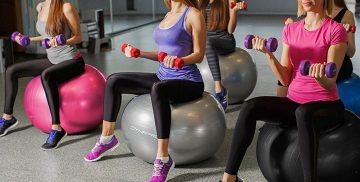 Best Exercise Ball Review Guide For 2021-2022