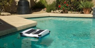 Best Solar Pool Cleaners Review Guide For 2021-2022