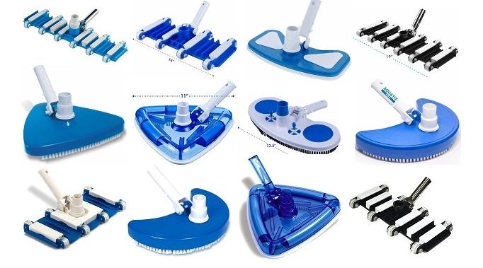 Top Best Rated Pool Vacuum Heads Review Guide For 2021-2022