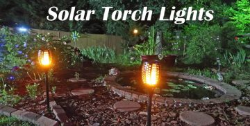 Best Solar Tiki Torches Review Guide For 2021-2022