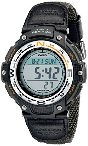 Casio SGW Digital Compass Watch