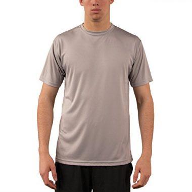 Vapor Appeal Men's Performance Short Sleeve T-Shirt with Sun Protection Sailing Shirt