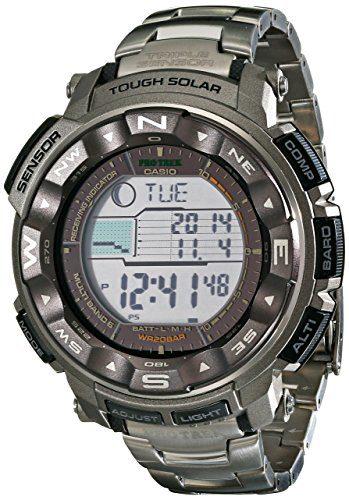 Casio Pro Trek Compass Watch