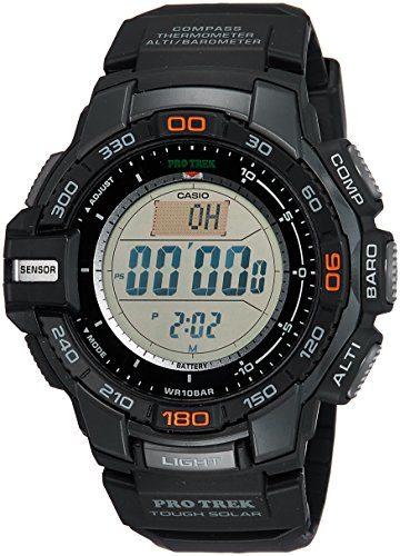 Casio PRG Tough Compass Watch  Amazon's Choice