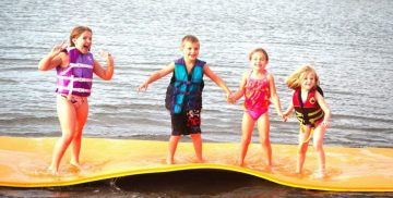 Top Best Floating Water Mats Review Guide For 2021-2022