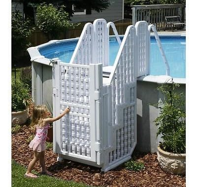 Best Blue Wave Easy Pool Step For Above Ground Pools Review Guide