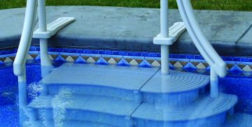 Best Confer Above Ground Swimming Pool Curve Step System Review Guide
