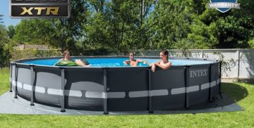 Best Intex Above Ground Pools Review Guide For 2021-2022