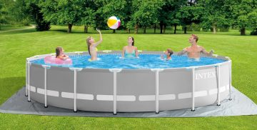 Best Intex 15ft X 48in Metal Frame Pool Set Review Guide For 2021-2022