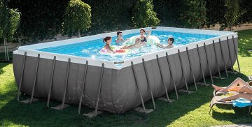 Best Intex 24ft X 12ft X 52in Ultra Frame Pool Set Review Guide For 2021-2022