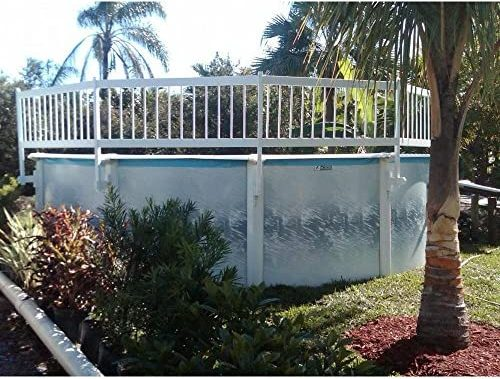 Best GLI Above Ground Pool Fence Base Kit Review Guide For 2021-2022