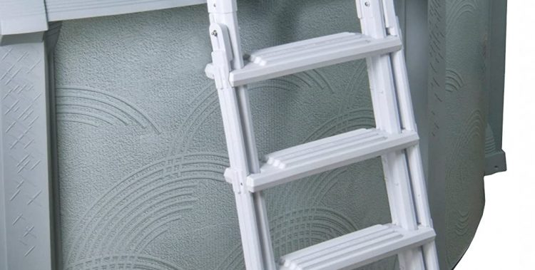 Best Blue Wave NE1222 A-Frame Flip Up Ladder For Above Ground Pools Review Guide